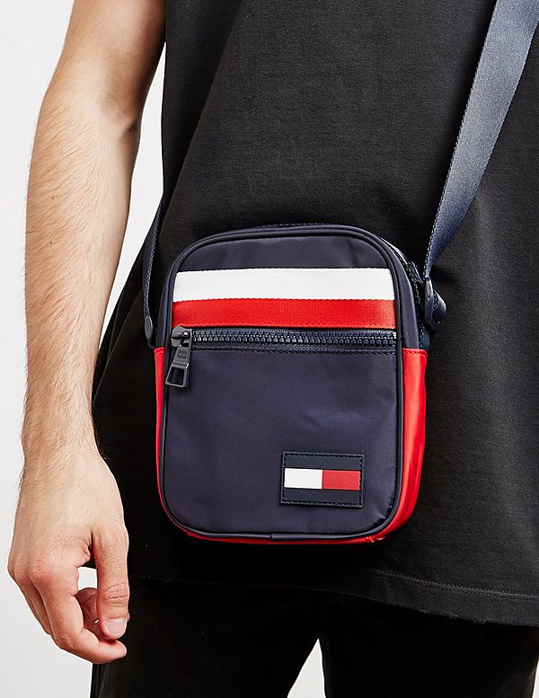 Tommy Hilfiger Stripe Flag Small Item Bag