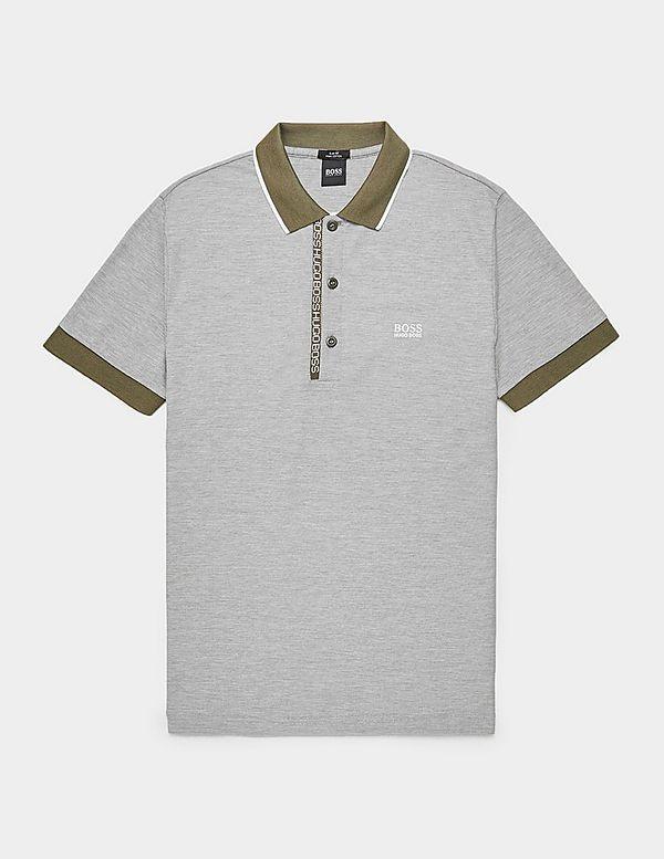 BOSS Paule 4 Short Sleeve Polo Shirt