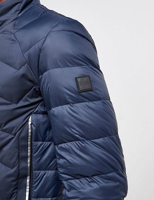 BOSS Sarito Lightweight Zip Through Jacket