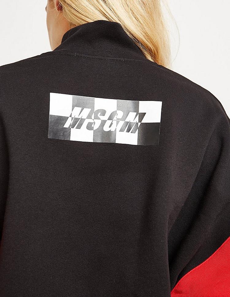 MSGM Contrast Sweatshirt