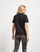 MSGM Sequin Box Short Sleeve T-Shirt