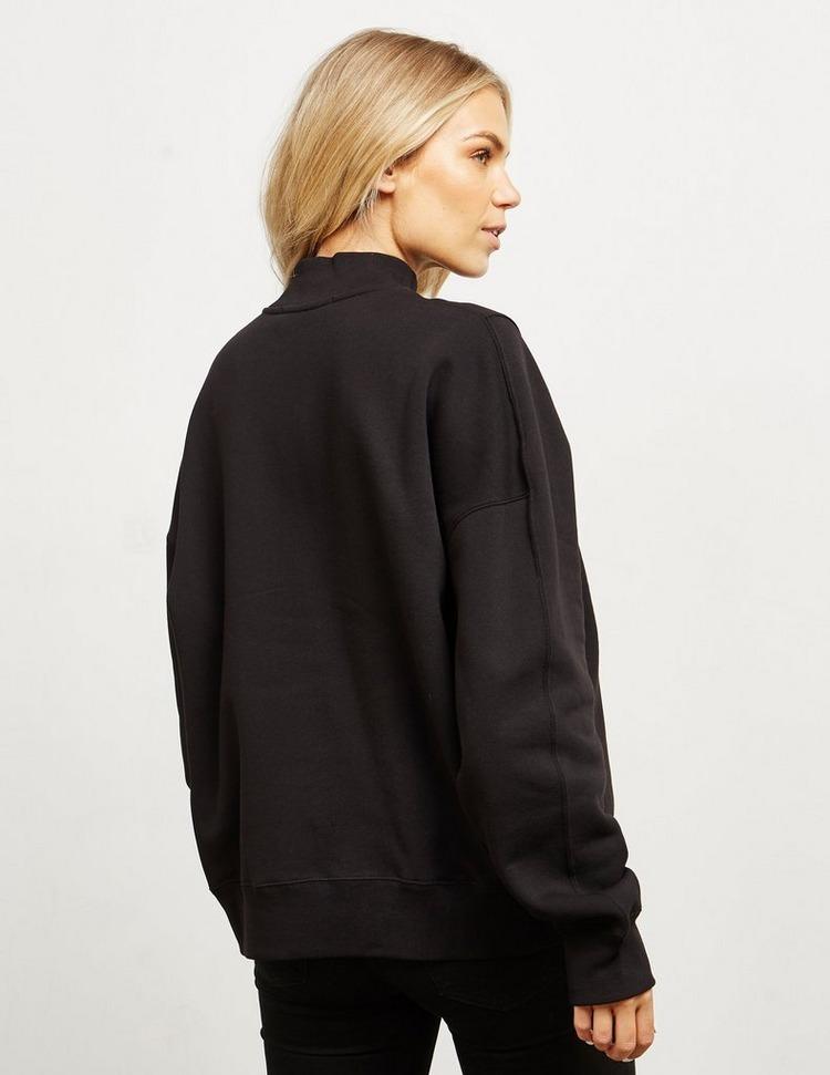 MSGM Checker Sweatshirt