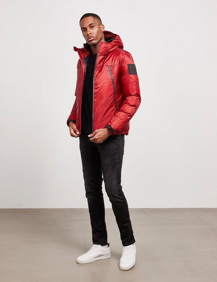 OUTHERE Ripstop Down Padded Jacket - Exclusive