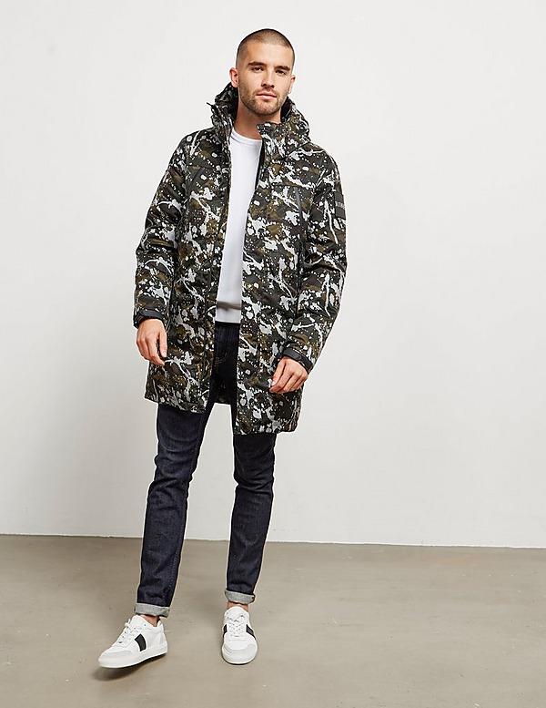 OUTHERE Reflective Parka Jacket