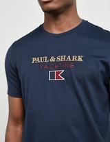 Paul and Shark Heritage Flag Short Sleeve T-Shirt