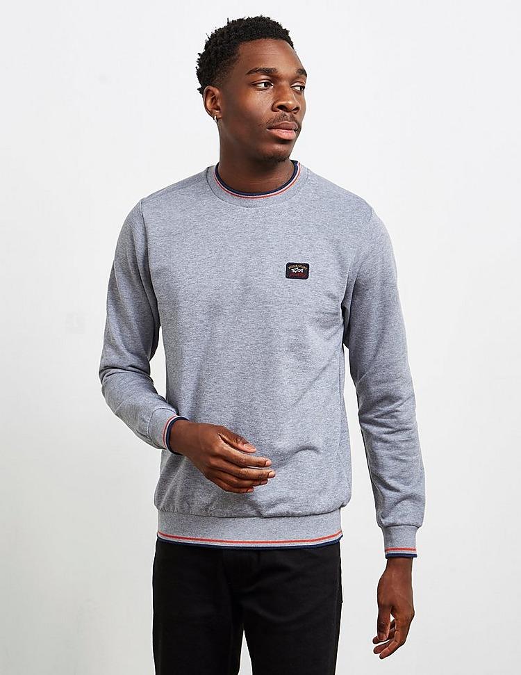 Paul and Shark Tipped Crew Sweatshirt
