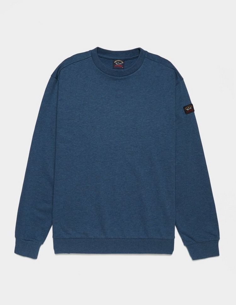 Paul and Shark Core Logo Sweatshirt