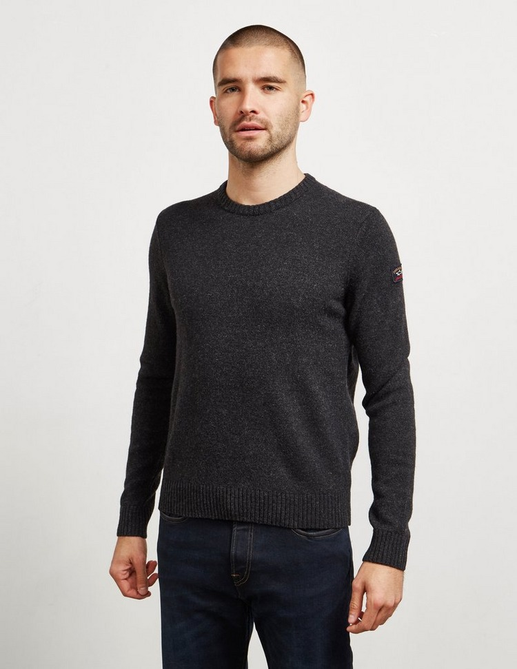 Paul and Shark Crew Knit Jumper
