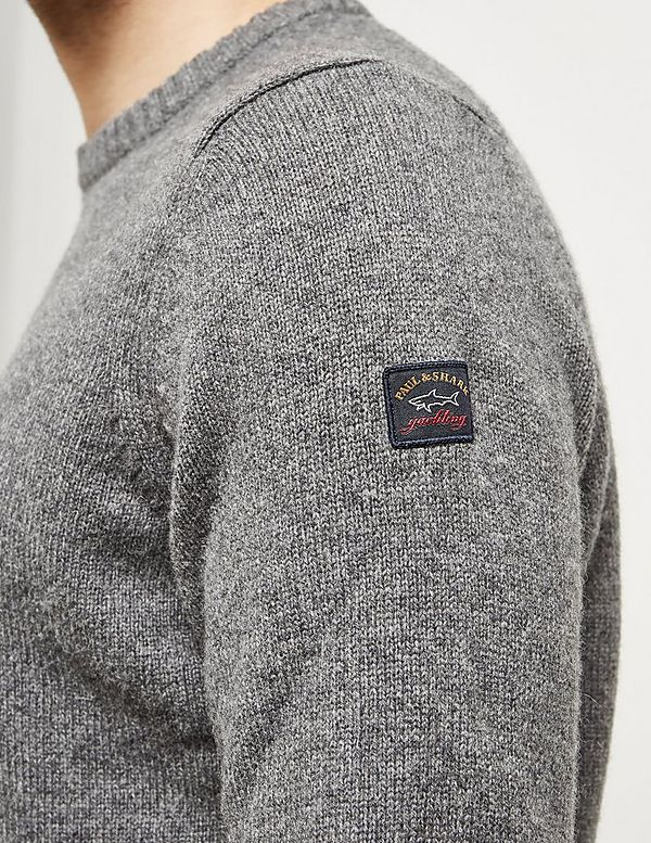 Paul and Shark Crew Knitted Jumper