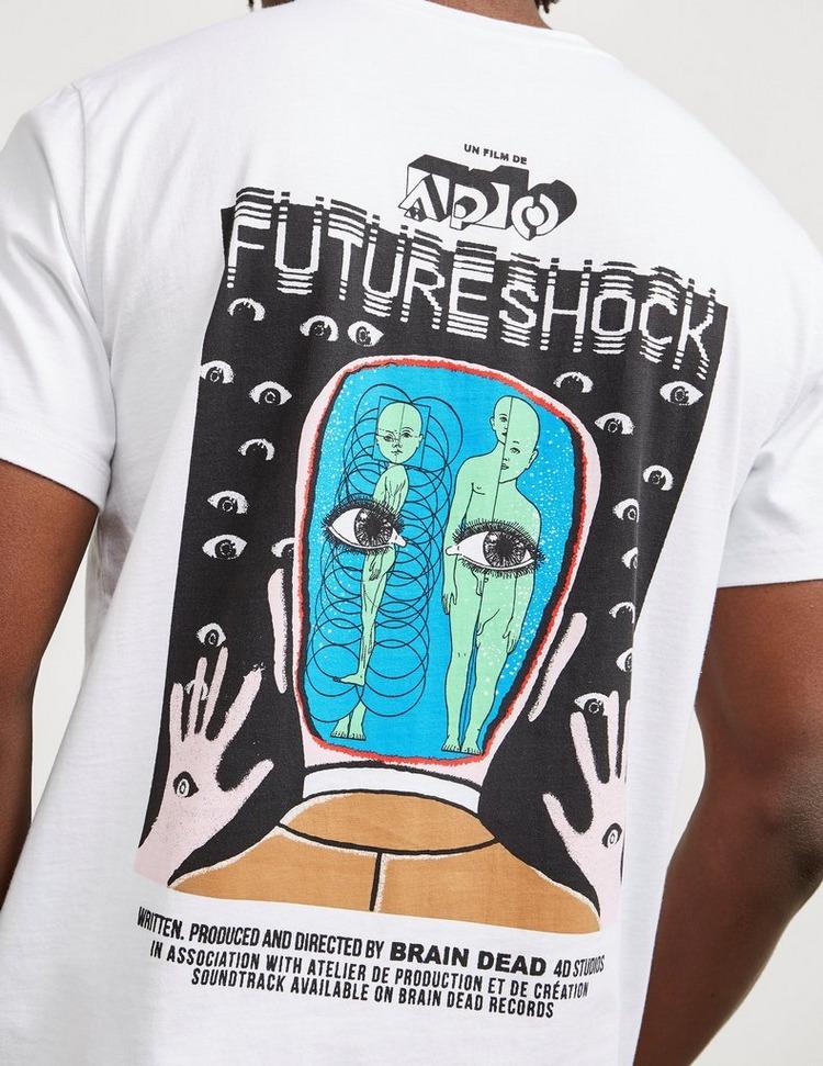 A.P.C Brain Alien Short Sleeve T-Shirt