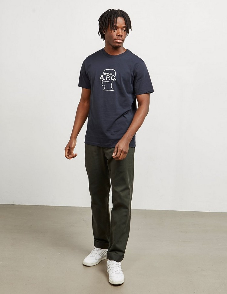 A.P.C Braindead Short Sleeve T-Shirt