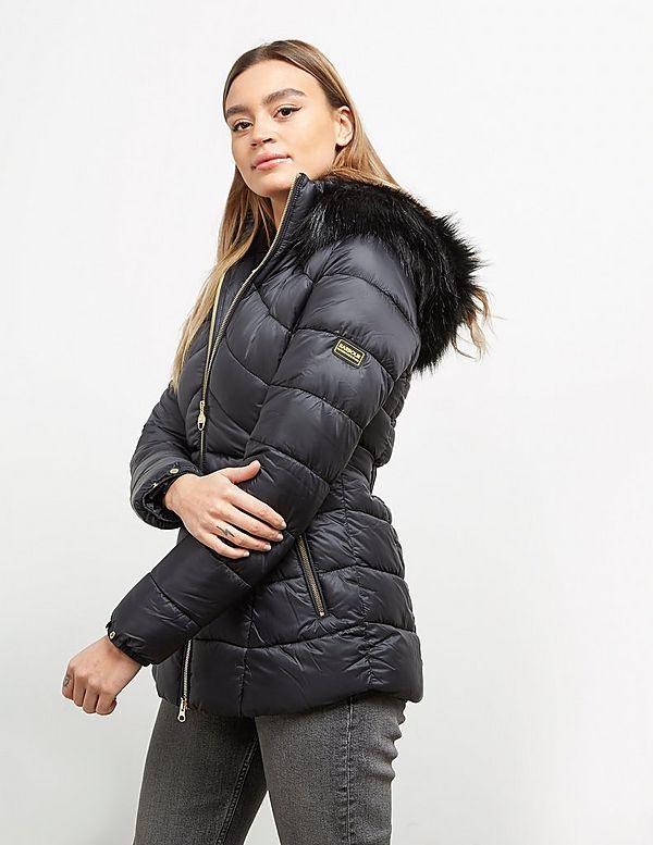 a5c1f1b5d Barbour International Hampton Quilted Jacket | Tessuti