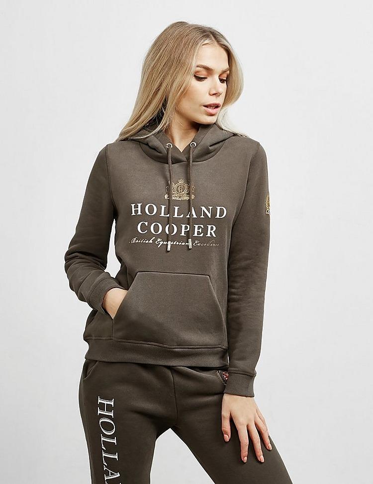 Holland Cooper Classic Overhead Hoodie