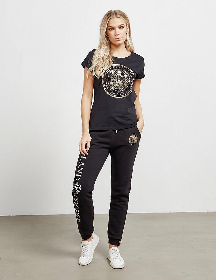 Holland Cooper Crest Short Sleeve T-Shirt