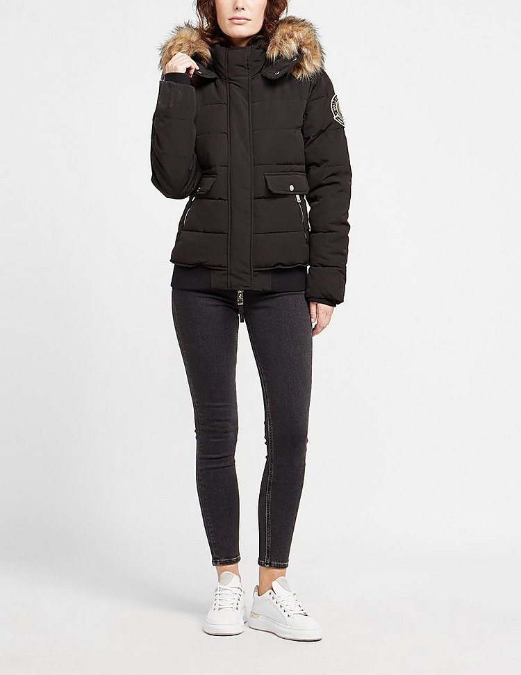 Holland Cooper Cortina Down Padded Bomber Jacket