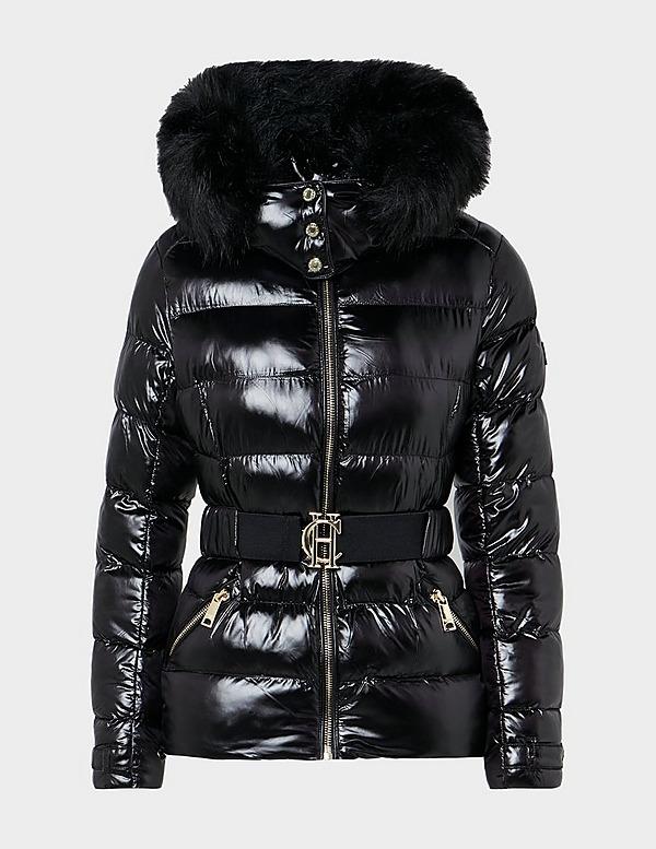 Holland Cooper Aspen Belt Jacket