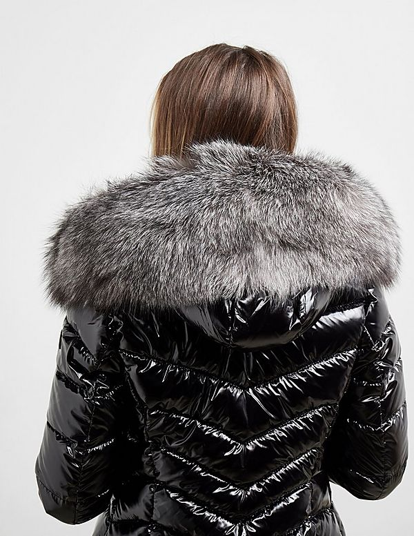 Froccella Gloss Mid Quilted Jacket