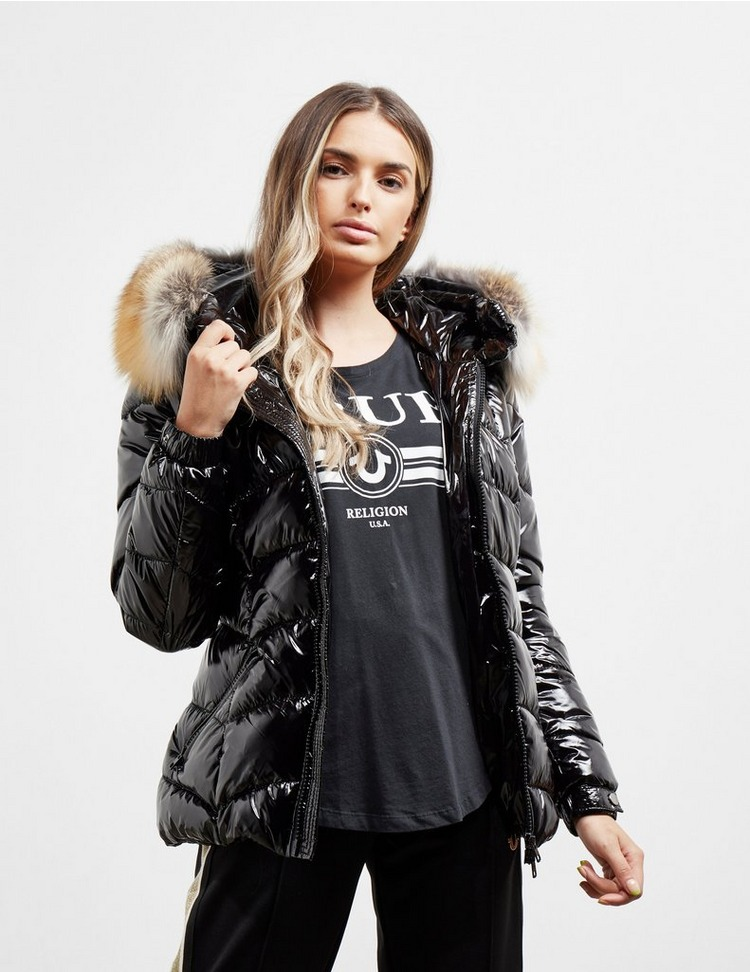 Froccella Gloss Short Quilted Jacket