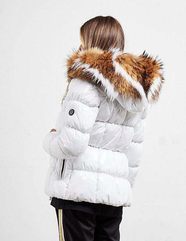 Froccella Square Quilted Gloss Jacket