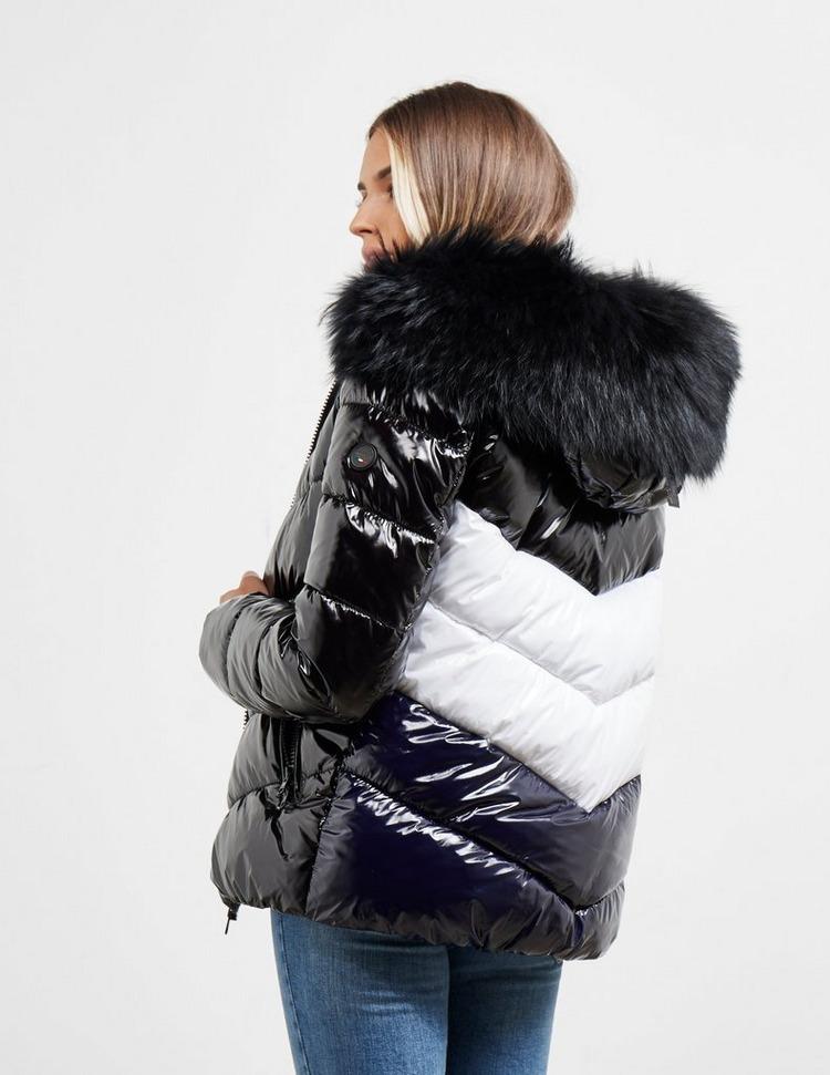 Froccella Gloss Tri Chevron Jacket