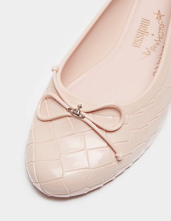 Melissa x Vivienne Westwood Margot Ballerina Pump