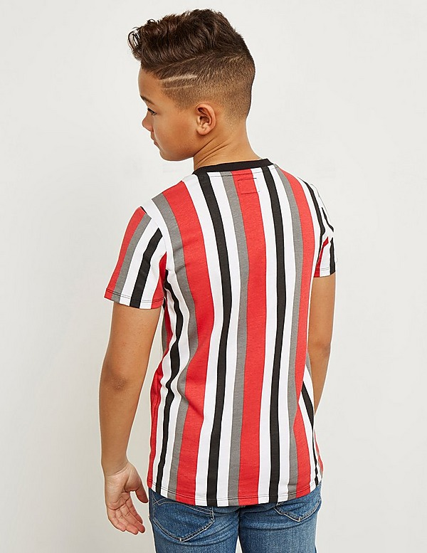 Guess Stripe Short Sleeve T-Shirt