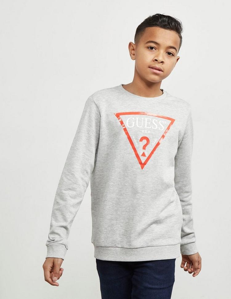 Guess Triangle Sweatshirt