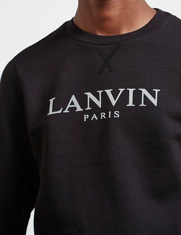 Lanvin Classic Logo Sweatshirt