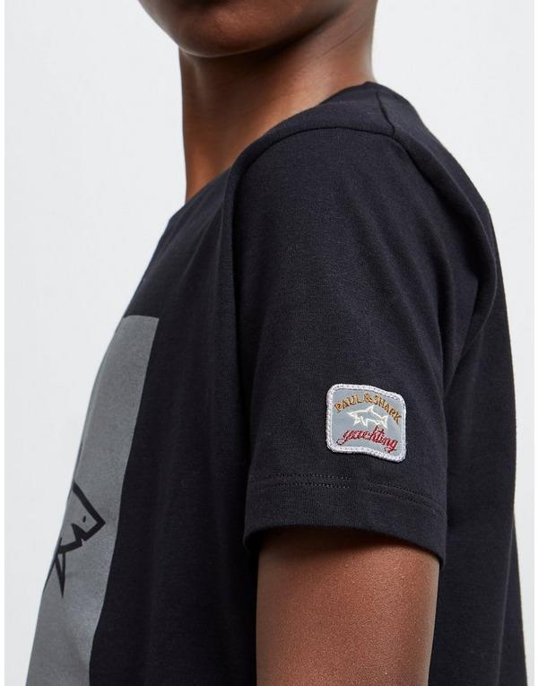 Paul and Shark Reflective Short Sleeve T-Shirt