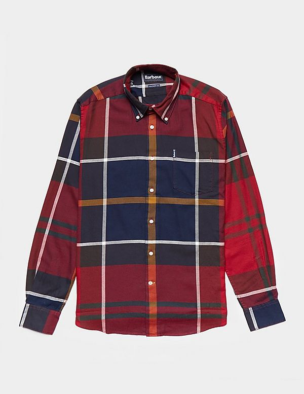 32d0c262fcaad Barbour Dundon Long Sleeve Tartan Shirt | Tessuti