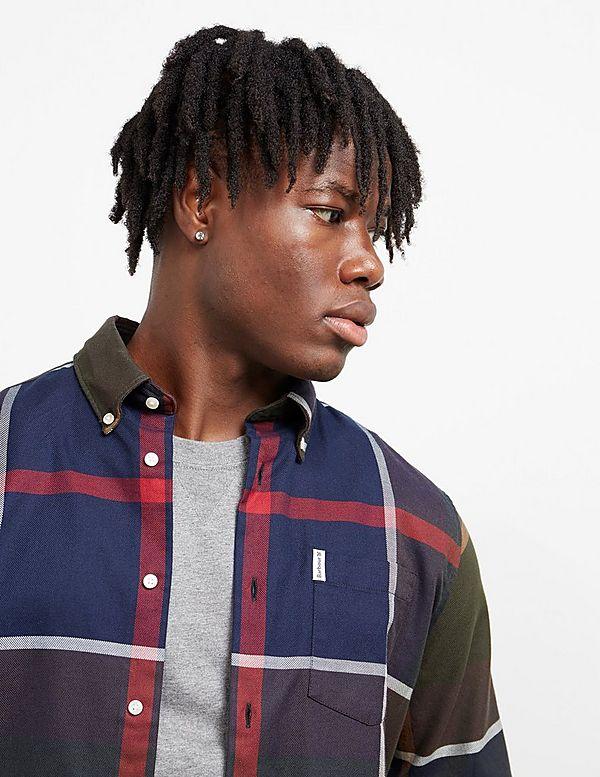 Barbour Dundon Long Sleeve Tartan Shirt