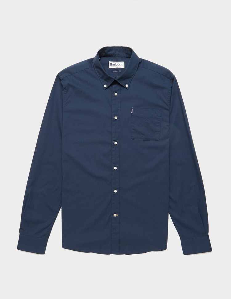 Barbour Poplin Long Sleeve Shirt
