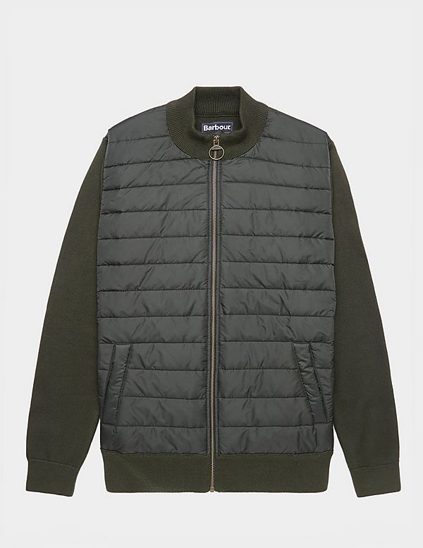 Barbour Baffle Fleece Jacket
