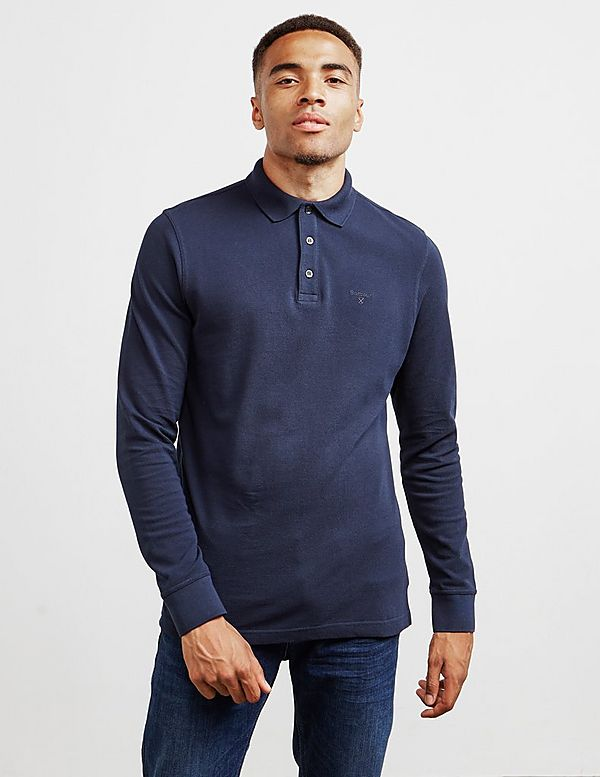 Barbour Lydford Long Sleeve Polo Shirt