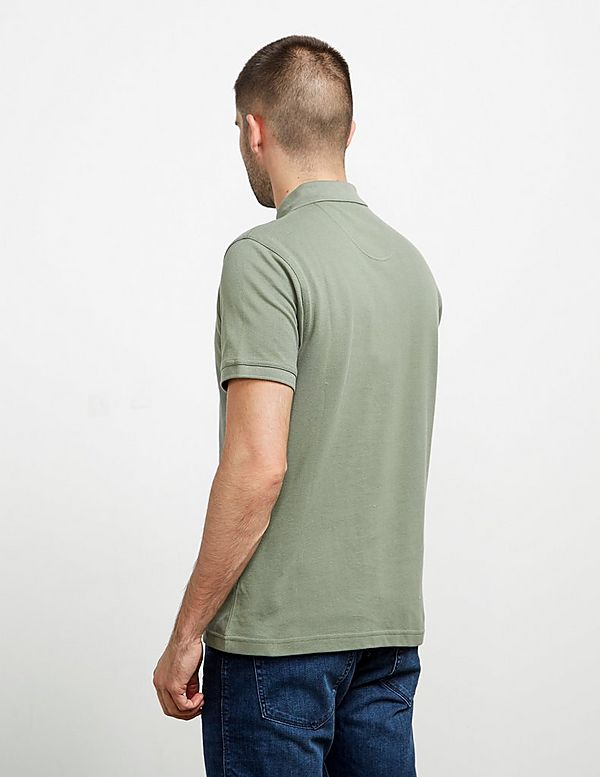 Barbour Short Sleeve Sport Polo Shirt