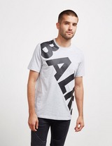 BALR Tilt Logo Short Sleeve T-Shirt