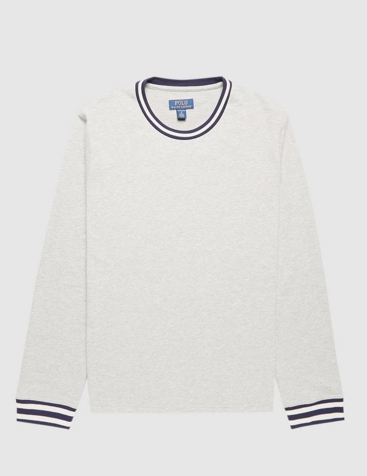 Polo Ralph Lauren Underwear Tipped Crew Sweatshirt