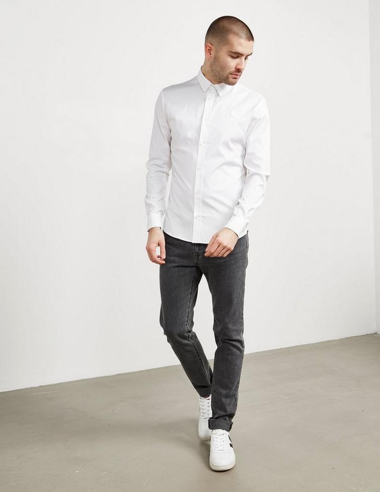 McQ Alexander McQueen Swallow Long Sleeve Shirt