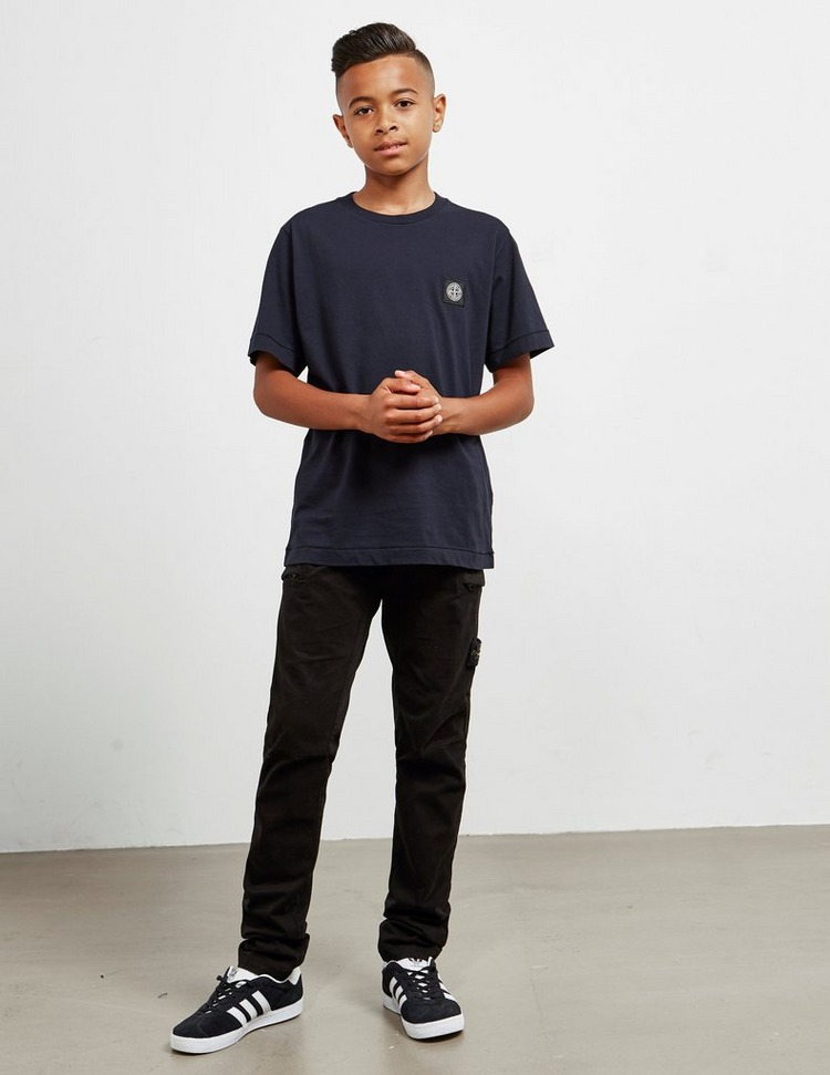 Stone Island Basic Patch Short Sleeve T-Shirt