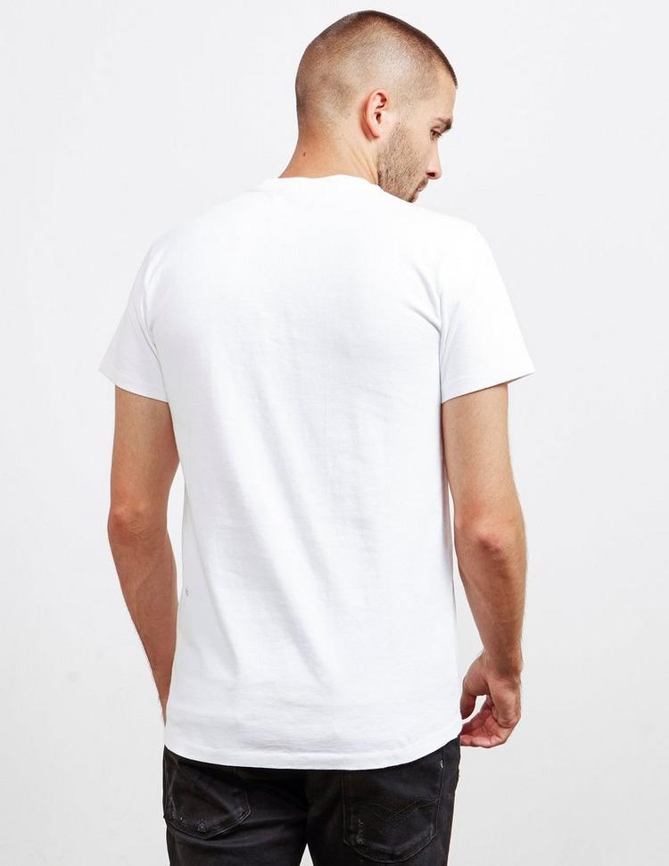 Helmut Lang Logo Short Sleeve T-Shirt