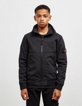 Stone Island Junior Hooded Softshell Jacket