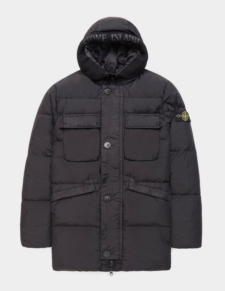 Stone Island Junior Padded Parka Jacket