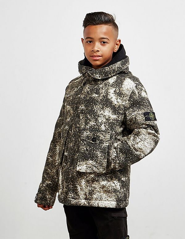 Stone Island Pixel Camouflage Jacket