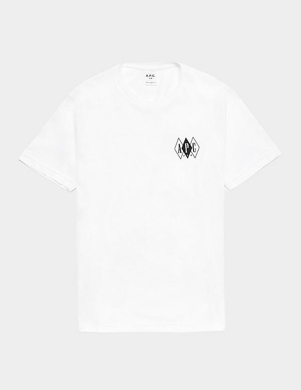 A.P.C Vegas Short Sleeve T-Shirt