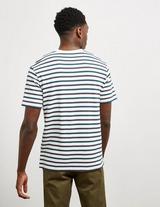 A.P.C Duo Stripe Short Sleeve T-Shirt