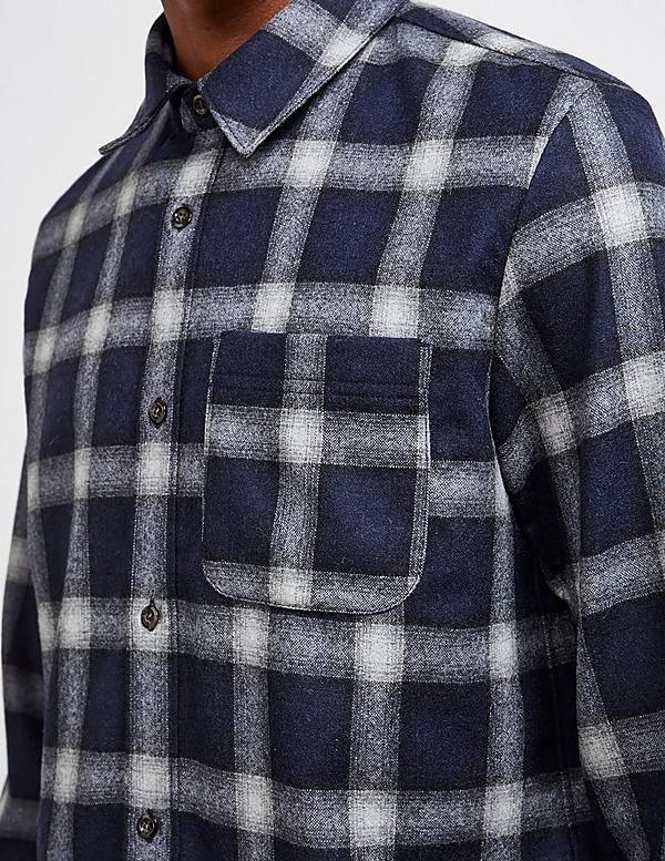 A.P.C Check Shirt