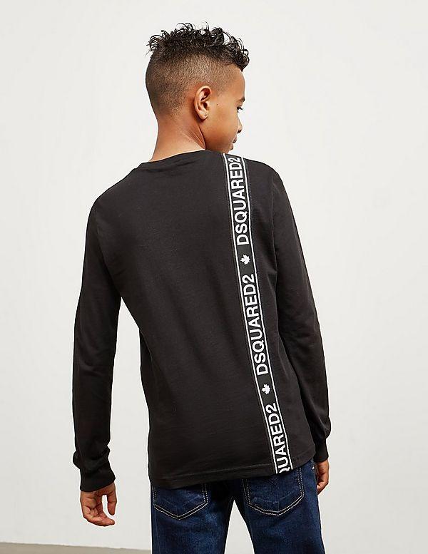 Dsquared2 Tape Long Sleeve T-Shirt