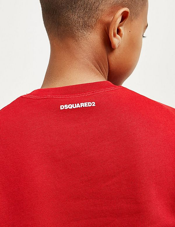 Dsquared2 Mapel Logo Sweatshirt