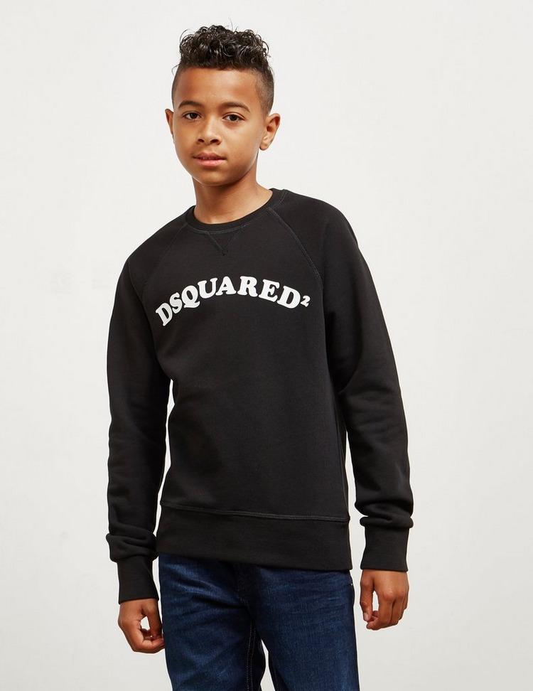 Dsquared2 Arc Logo Sweatshirt