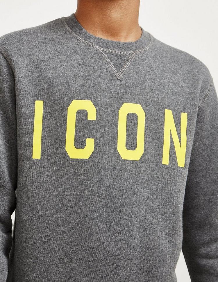 Dsquared2 Icon Logo Sweatshirt